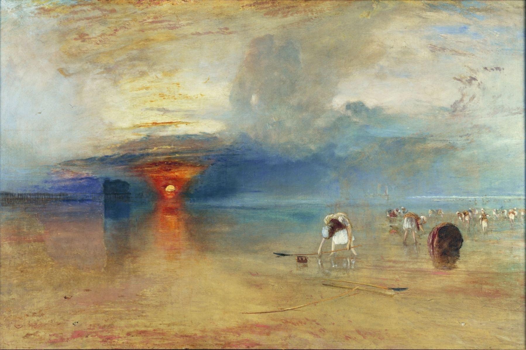 картины тернера
