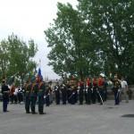Памятник Русскому экспедиционному корпусу  в Париже