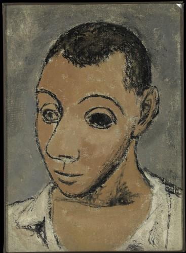 picasso-autoportrait