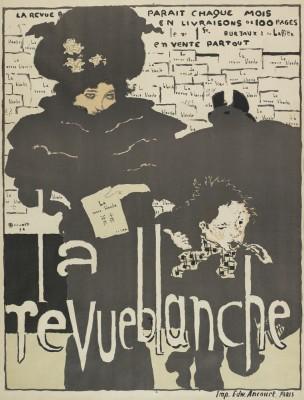 Affiche pour la Revue Blanche