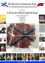 10è salon du livre historique russe-affiche&