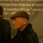 Снимать всё подряд Jonas Mekas au Centre Pompidou