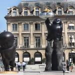 Китайский дух на площади Парижа | Sculpteur taïwanais à Paris