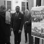 В Париже о блокаде |  Commémoration à Paris du 70e anniversaire de la fin du siège de Leningrad
