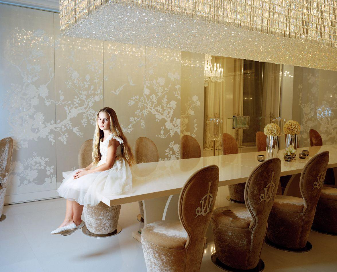 Фото детей российской элиты