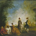 Забыться в мире Ватто и Фрагонара | S'oublier dans le monde de Watteau et de Fragonard