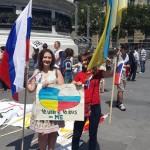 Вместе против войны: о митинге на площади Республики