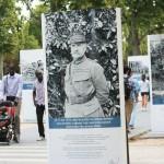 Первая мировая смотрит с Елисейских полей | La Grande Guerre sur les Champs Elysées