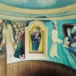 К 10-летию росписи часовни Св. Николая | 10ème anniversaire des peintures murales à la chapelle Saint Nicolas