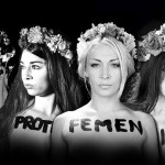 «Фемен» и французская Фемида  «Femen » et Thémis française.