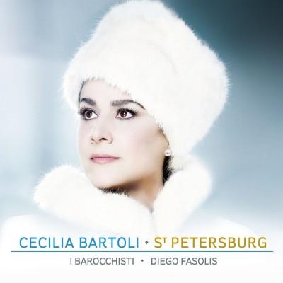 Обложка нового альбома Чечилии Бартоли. фото caminodemusica