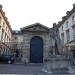 Лекция президента Фортова в Коллеж де Франс | Une conférence  de M. Vladimir Fortov au Collège de France