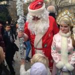 Московская рождественская ель в Париже |  Sapin de Noël de Moscou à Paris