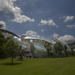 Если архитектура - застывшая музыка, то Fondation Louis Vuitton это джаз |Si l'architecture est une musique statique, celle de la Fondation Louis Vuitton serait du jazz…
