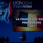 Марин Ле Пен получила 100% голосов. Радио «Русского очевидца» |Radio de l'«Observateur Russe». Marine Le Pen a reçu 100% des voix