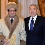 Визит Олланда в Казахстан| Hollande à Kazakhstan