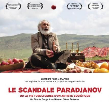 Carton Presse_Paradjanov