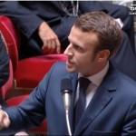 Кого защищает Макрон |Qui défend Macron ?