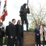 Памятник Русскому экспедиционному корпусу открыли в Шампань-Арденны|Inauguration d'une statue dédiée au Corps Expéditionnaire Russe en Champagne-Ardenne