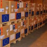 Направление «Франция – Украина»: груз в один конец|Direction