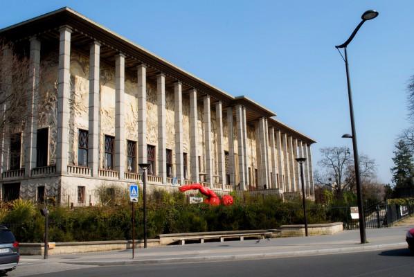 Palais de la Porte dorée. Cité national de l'histoire de l'immigration. Photo Ogoulbibi Marias