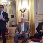 Орден Дружбы и Почетного легиона одновременно | L'Ordre de l'Amitié et L'Ordre du Chevalier de la Légion d'Honneur par la même occasion