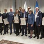В ЮНЕСКО наградили российских ученых | Des scientifiques russes décorés à l'UNESCO