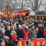 Китайцы Франции празднуют свой Новый год | Les chinois de France fêtent leur Nouvel An