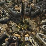 В Париже затеяли глобальную реконструкцию семи главных площадей | La ville de Paris va réaménager sept grandes places
