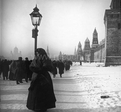 Прогулка по Москве 190014годов