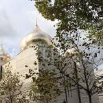 Иск о претензиях на землю под Российским духовно-культурным центром отозван