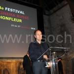 Онфлер вручил награды российским фильмам
