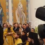 Патриарх Кирилл освятил Троицкий собор в Париже