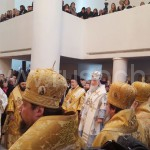 Патриарх Кирилл освятил Троицкий собор в Париже   Le patriarche Kirill a consacré la cathédrale de la Sainte-Trinité de Paris