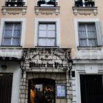 Музей вина на улице Воды |Un musée du Vin rue des Eaux