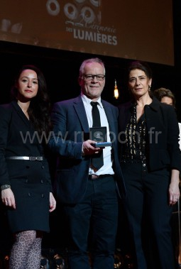 La 22e Ceremonie des Lumieres, Theatre de La Madeleine, Paris,