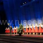 Юбилей ансамбля Моисеева в Париже | Jubilé du ballet Igor Moïsseïev à Paris