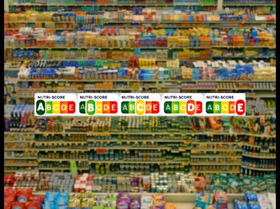 Новые этикетки на продуктах питания: Франция борется с ожирением и диабетом
