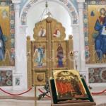 Болгары подарили собору икону | L'église bulgare a fait don à la cathédrale de la Ste-Trinité