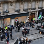 Как Том Круз снимался в Париже