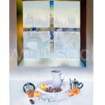 Сибиряк в Париже. Выставка Э.Зеленина | Un sibérien à Paris. L'expositiond d'Edouard Zelenine