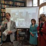 В Париже открылся Центр им. Солженицына   Ouverture du Centre Soljenitsyne à Paris